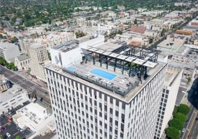 3810 WILSHIRE #809, 1 Bedroom Bedrooms, ,1 BathroomBathrooms,Residential,Sold,3810 WILSHIRE #809,1073